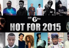BBC 1xtra gives their HOT' for 2015